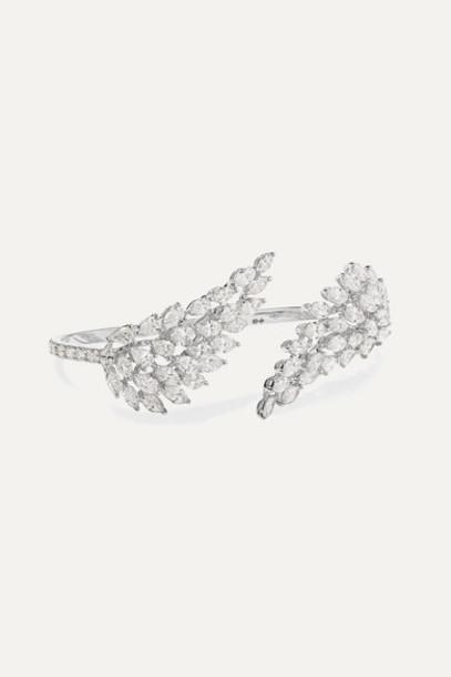 Messika - Angel 18-karat White Gold Diamond Ring