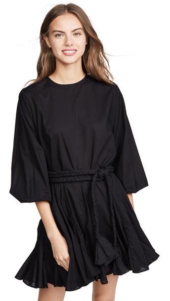 Rhode Ella Dress in black