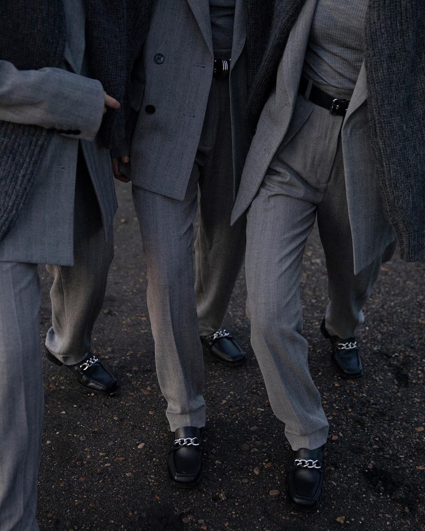 jacket shoes pants