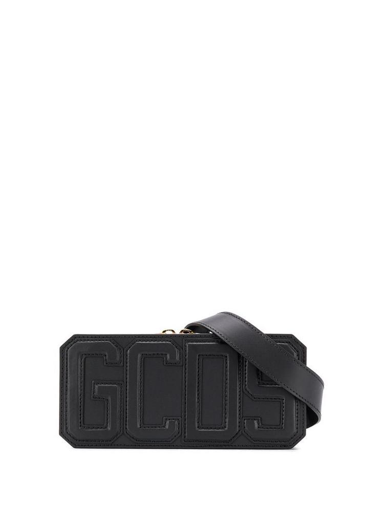 Gcds Logo Belt Bag in black