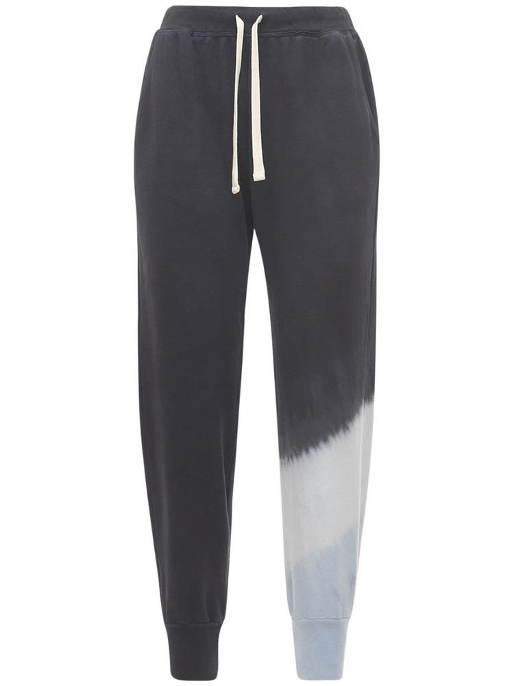 ELECTRIC & ROSE Mason Sweatpants in black / blue
