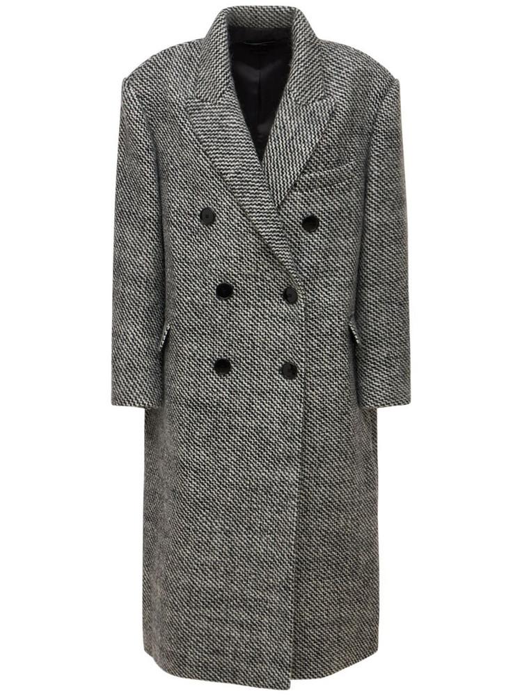 ISABEL MARANT Lojimiko Wool Over Coat