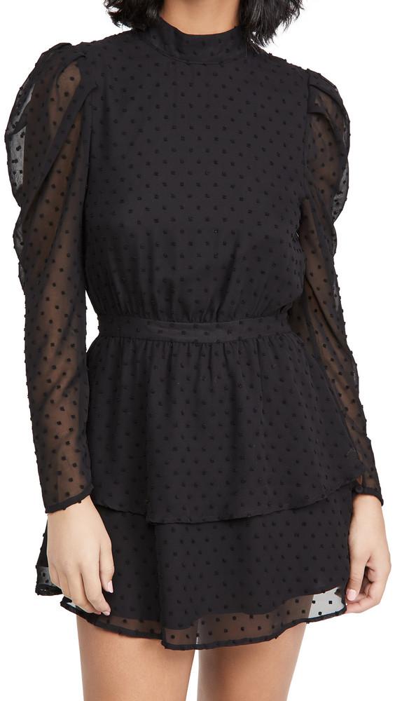 Yumi Kim Lovey Dress in black