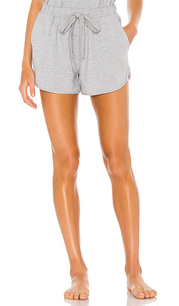 eberjey Blair Boardwalk Short in Grey