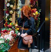 tf diaries,blogger,dress,shoes,bag,belt,scarf