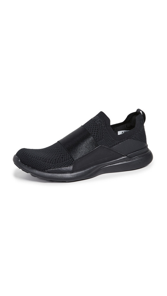 APL: Athletic Propulsion Labs TechLoom Bliss Sneakers in black
