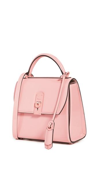 Salvatore Ferragamo Boxyz Bag in rose