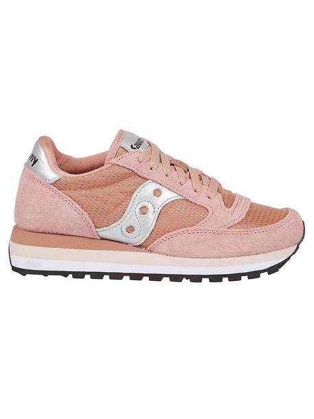 Saucony Jazz Original Sneakers in rose