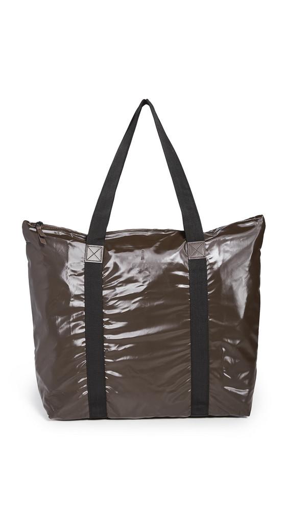 Rains Tote Bag in brown