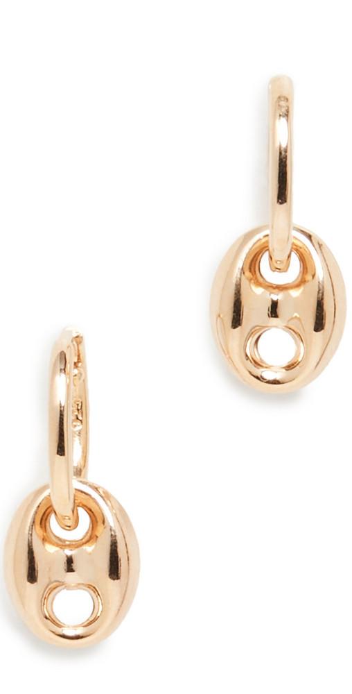 Maison Irem Bianca Earrings in gold