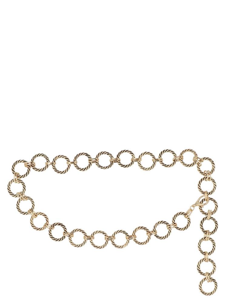 B-low The Belt nadia Chain Belt in gold