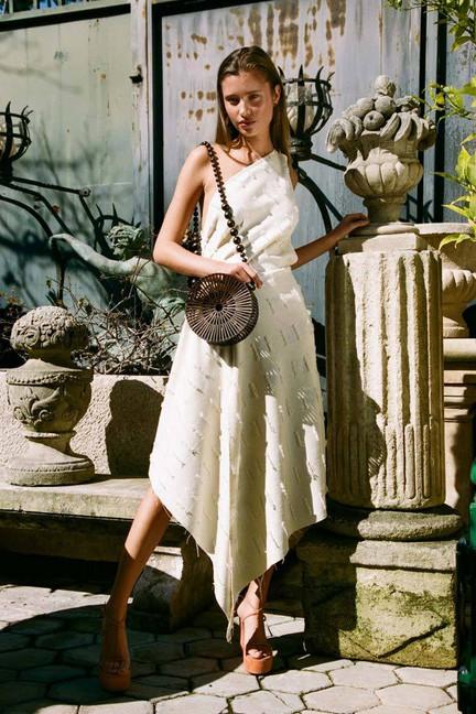 Cult Gaia Sela Dress - Salt                                                                                               $798.00