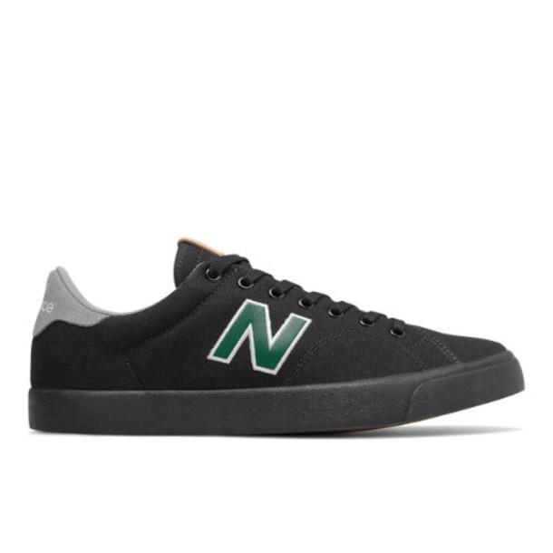 New Balance All Coasts 210 Men's Shoes - Black/Green (AM210BBO)