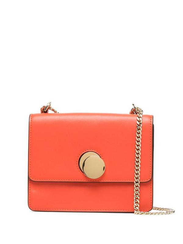 Tila March mini Karlie shoulder bag in red