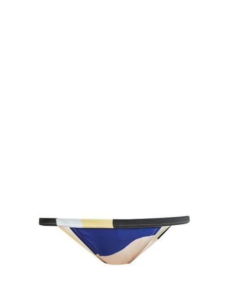 Bower - X Julian Smith Tangiers Bikini Briefs - Womens - Multi