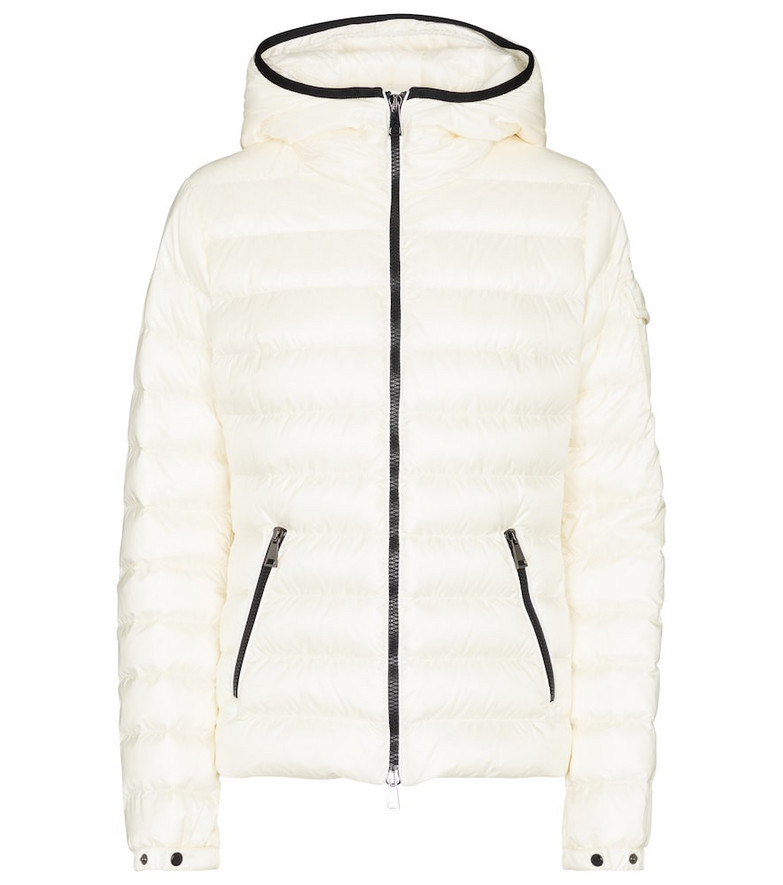 Moncler Bles down jacket in white