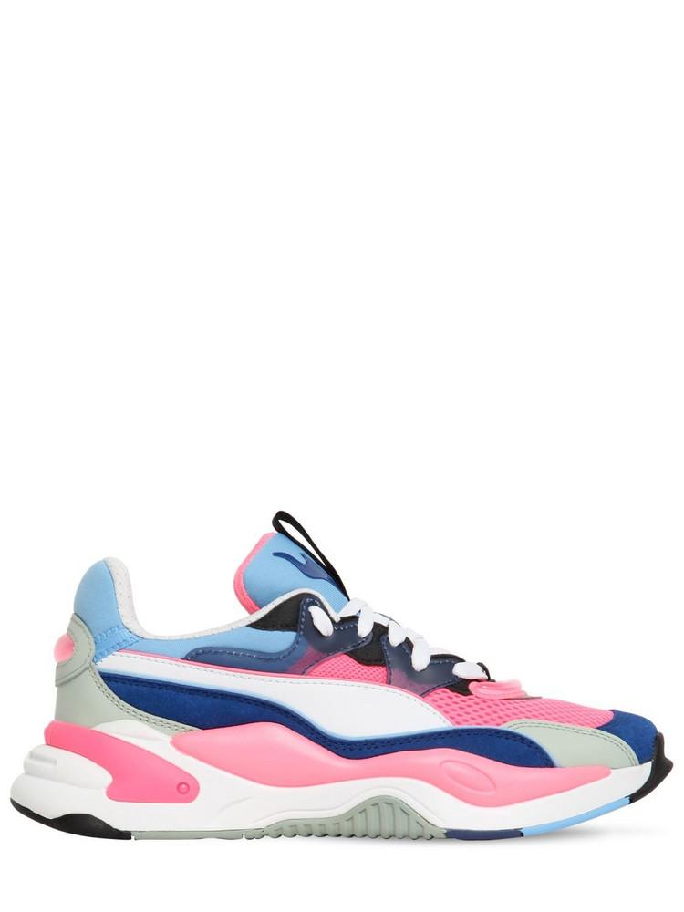 PUMA SELECT Rs-2k Internet Exploring Sneakers in blue / pink