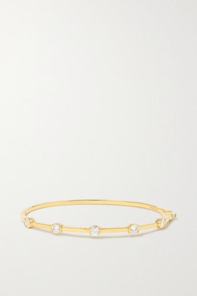 Melissa Kaye - Zea 18-karat Gold Diamond Bracelet