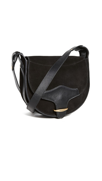 Isabel Marant Botsy Bag in black