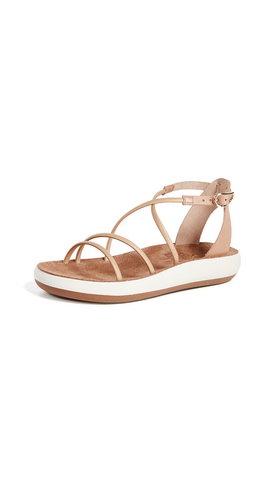 Ancient Greek Sandals Anastasia Comfort Sandals in natural