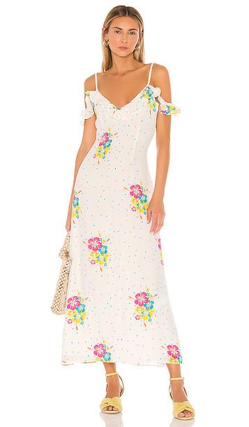 All Things Mochi Joy Dress in White