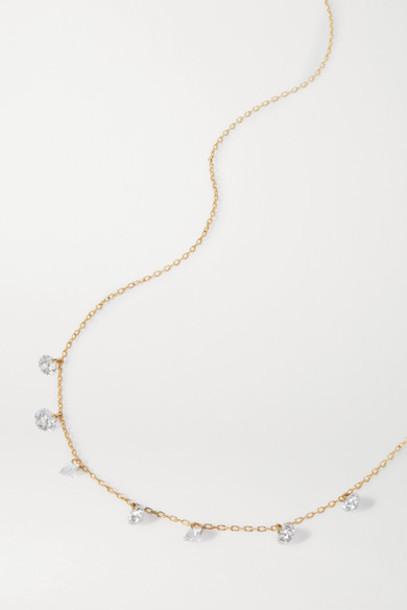 Persée - Danae 18-karat Gold Diamond Necklace