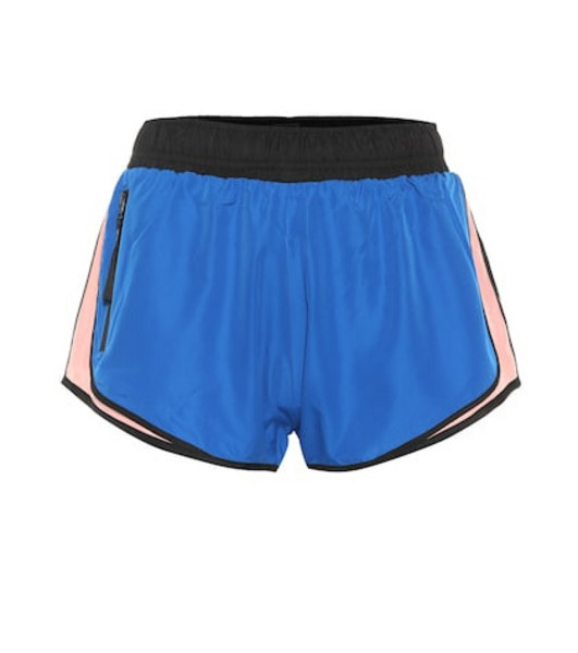 P.E Nation Sprint Vision shorts in blue