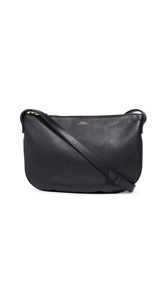 A.P.C. A.P.C. Maelys Bag in noir