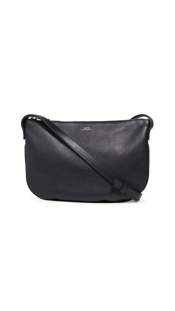 A.P.C. A.P.C. Maelys Bag in noir