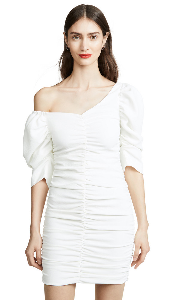 Ronny Kobo Urbania Dress in white