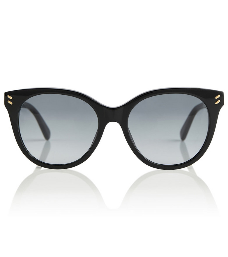 STELLA McCARTNEY Cat-eye sunglasses in black