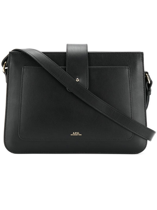 A.P.C. Izz shoulder bag in black
