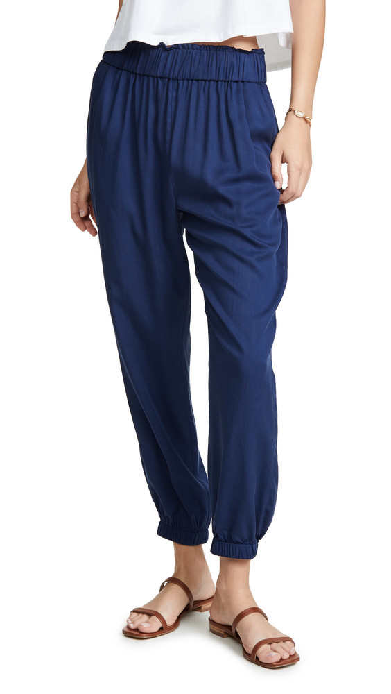 Ramy Brook Landry Pants in navy