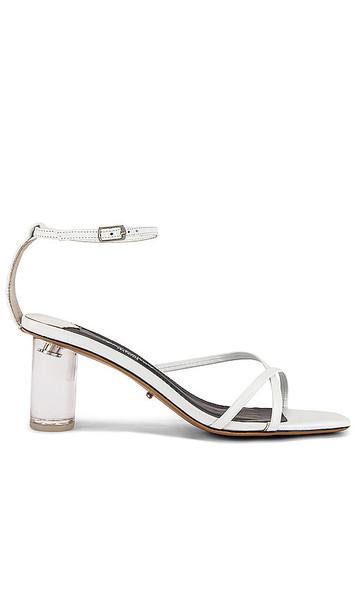 Tony Bianco Summer Sandal in White