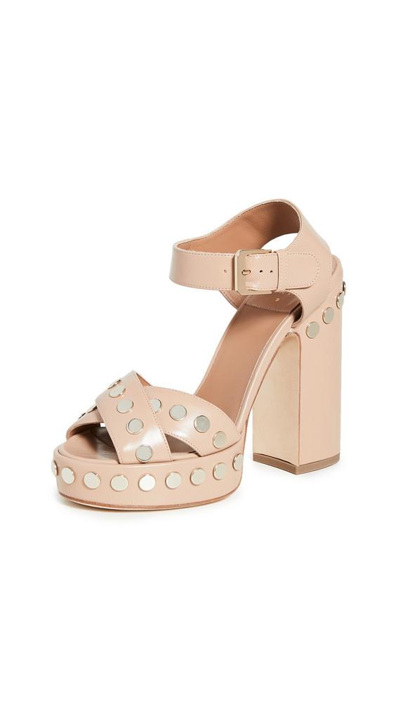 Laurence Dacade Rosange Platform Sandals in sand
