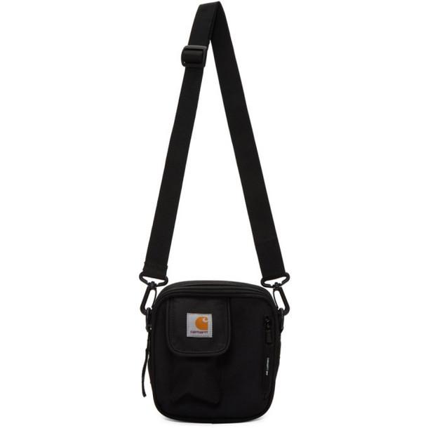 Carhartt Work In Progress Black Small Essentials Bag