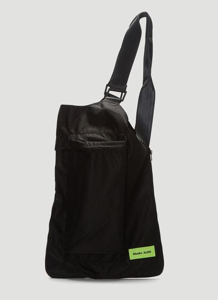 Studio Alch Ripstop Gilet Bag in Black size M