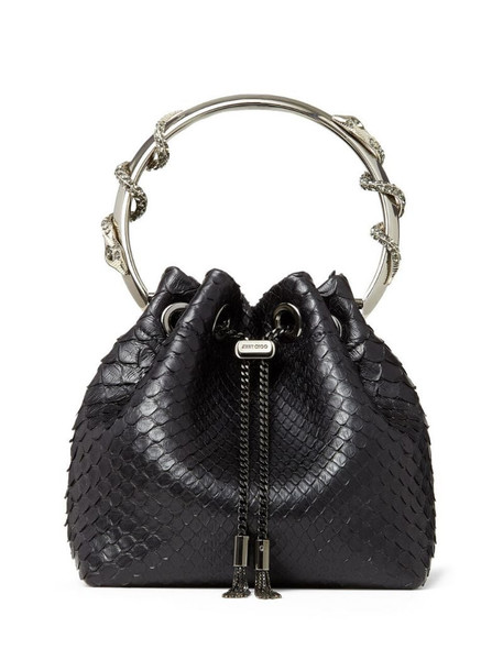 Jimmy Choo Bon Bon tote bag in black