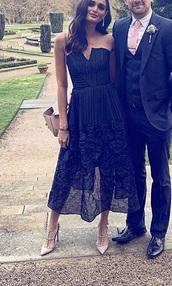 dress,wedding guest,anita kaushik,ex on the beach,realitytv