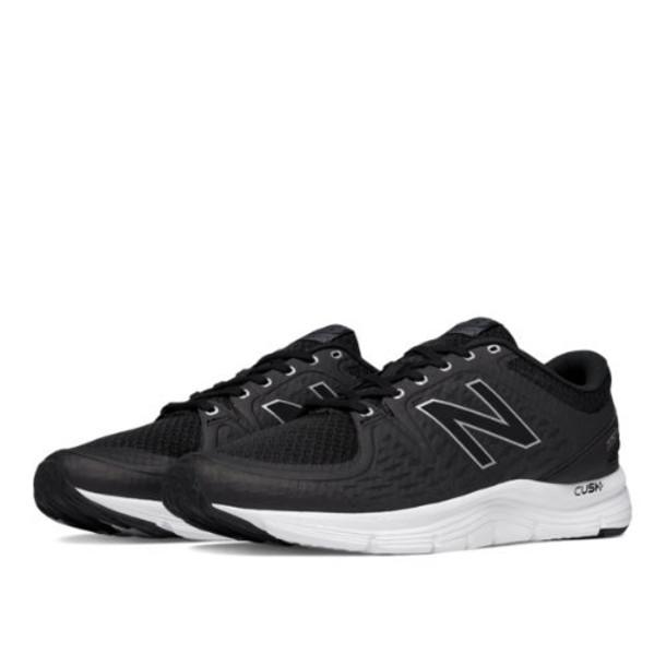 New Balance 775v2 Men's Everyday Running Shoes - Black, Silver (M775LT2)