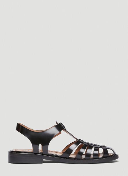 Marni Spider Sandals in Black size EU - 38