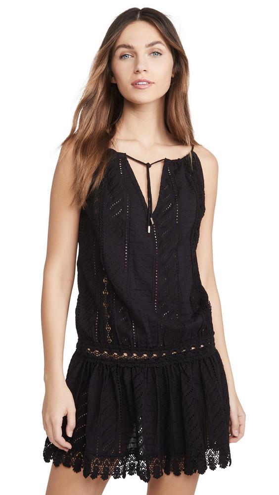 Melissa Odabash Chelsea Cover Up Dress in black