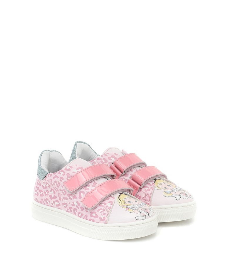 Monnalisa x Disney® sneakers in pink