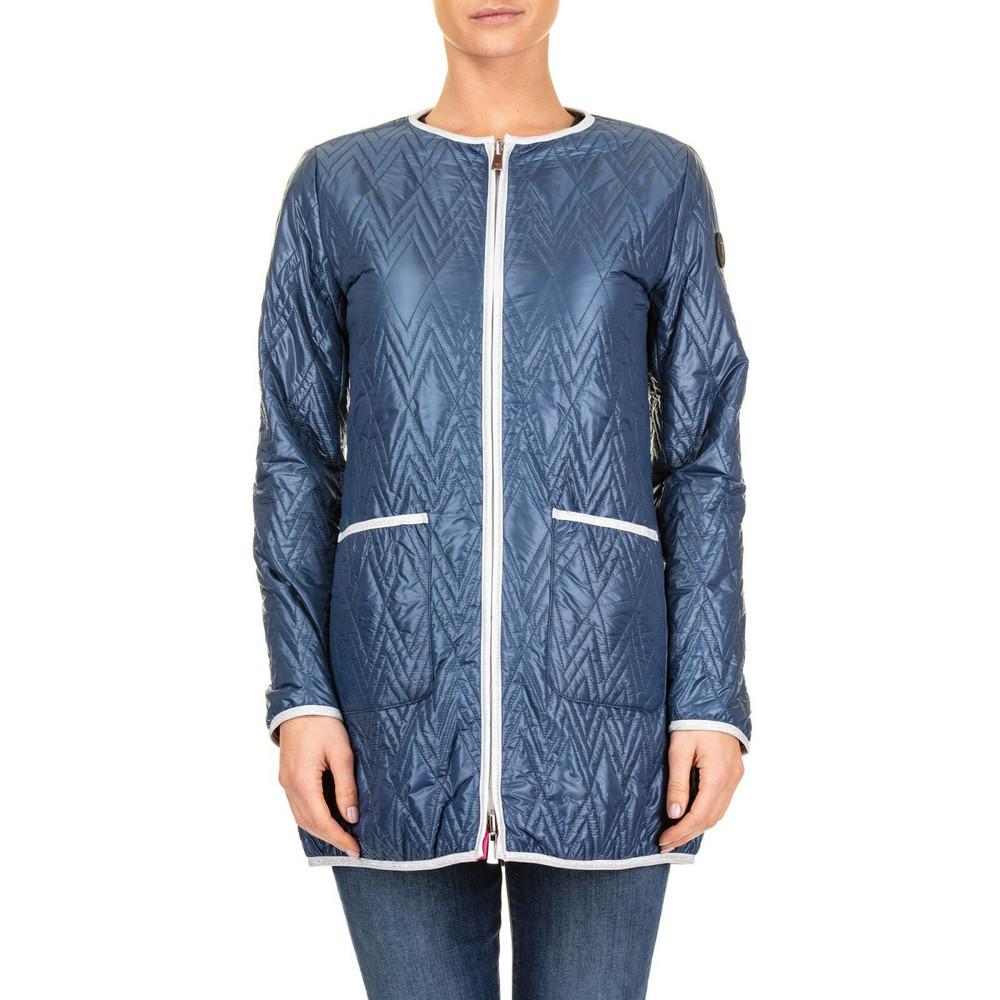 Trussardi Coat in blue