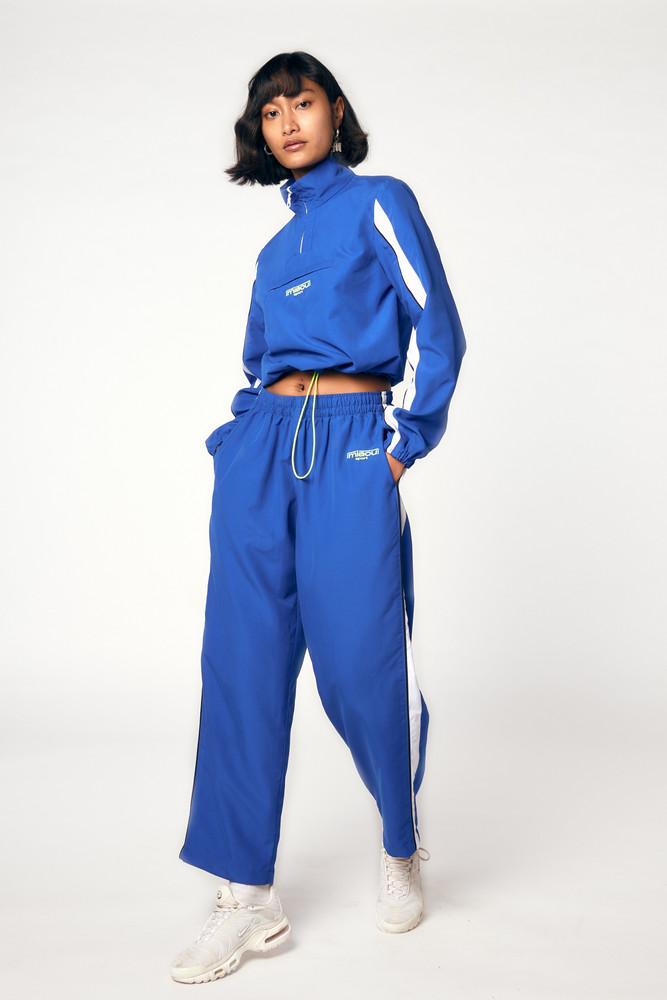 Miaou MAX PANTS - BLUE