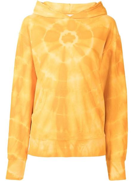 Dannijo oversized tie-dye hoodie