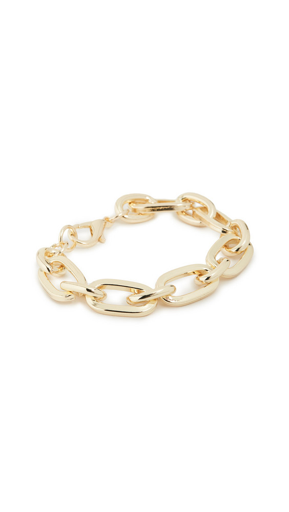 Jules Smith In Chains Bracelet in gold