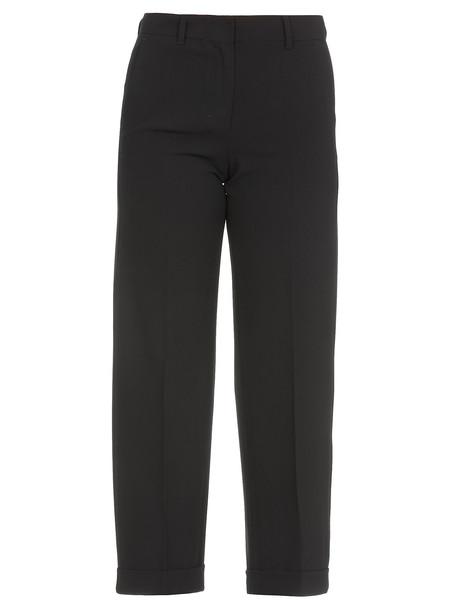 Max Mara Vertigo Trousers in black