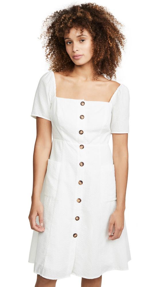 ASTR the Label Ramona Dress in white