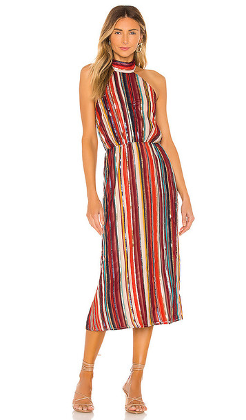House of Harlow 1960 x REVOLVE Rafaela Midi Dress in Red